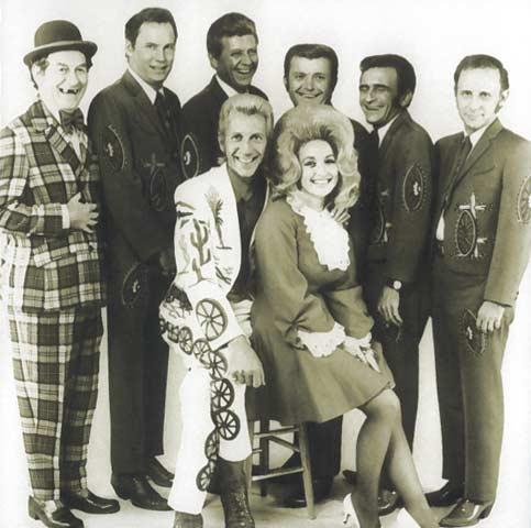 Dolly lands spot on 'The Porter Wagoner Show'