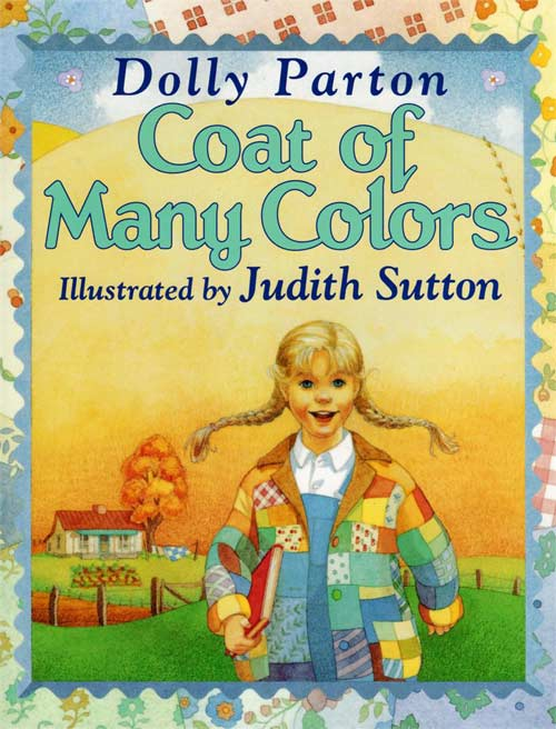 coat of many colors childrens book - Dolly Parton Coat Of Many Colors Book