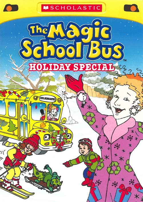the magic school bus educational tv show dolly parton