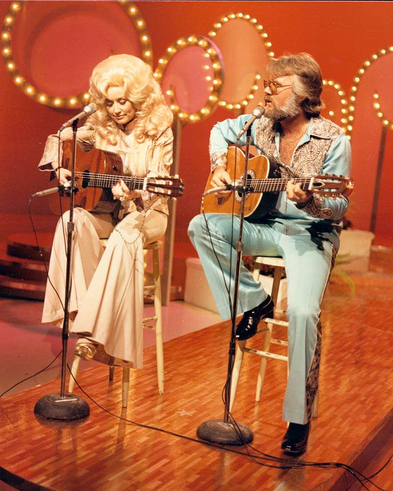 Dolly Parton, Kenny Rogers