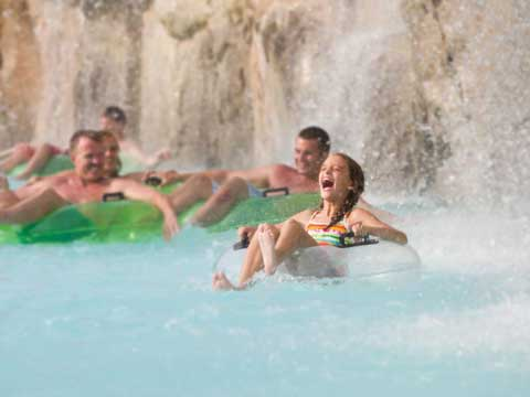 Season 12 opening at Dollywood's Splash Country water park