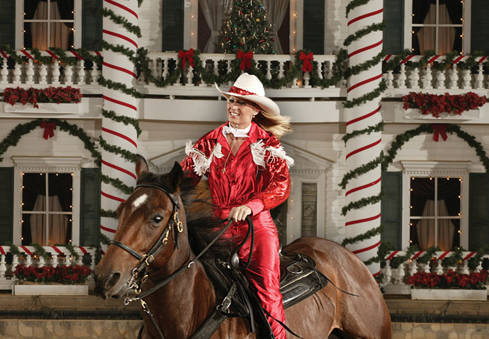 christmas at dixie stampede 26th season