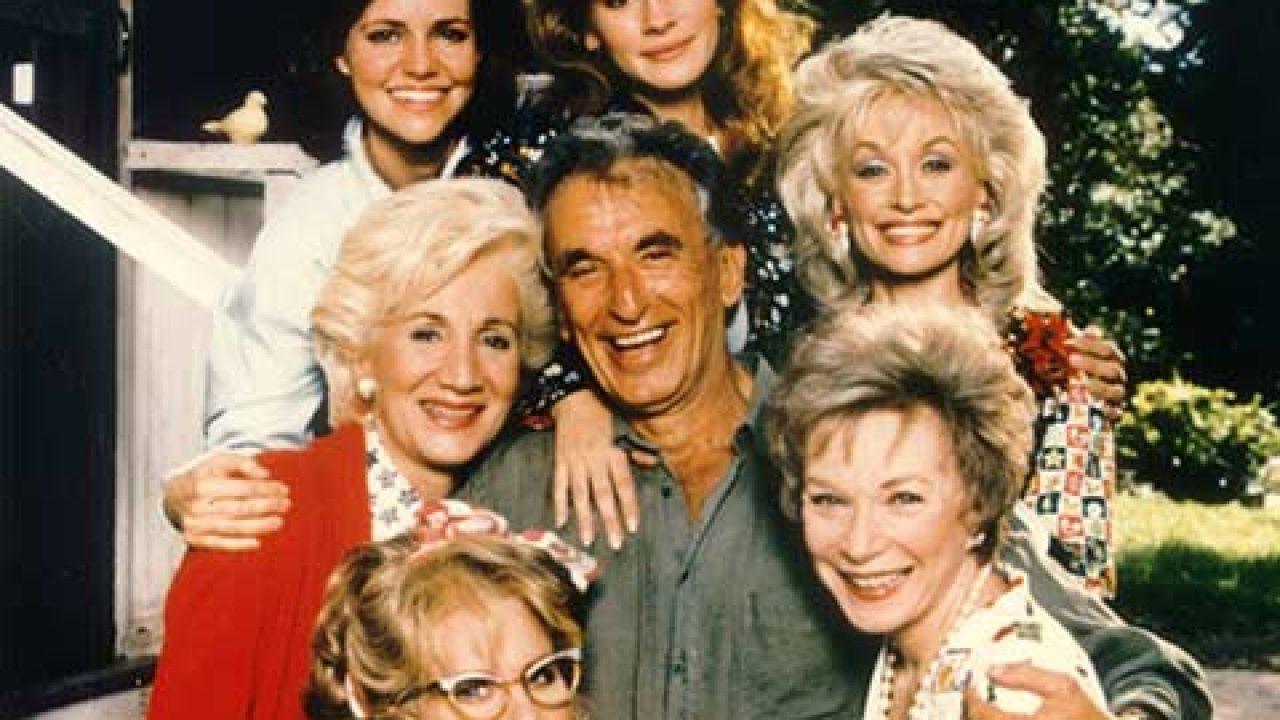Steel Magnolias Feature Film Dolly Parton