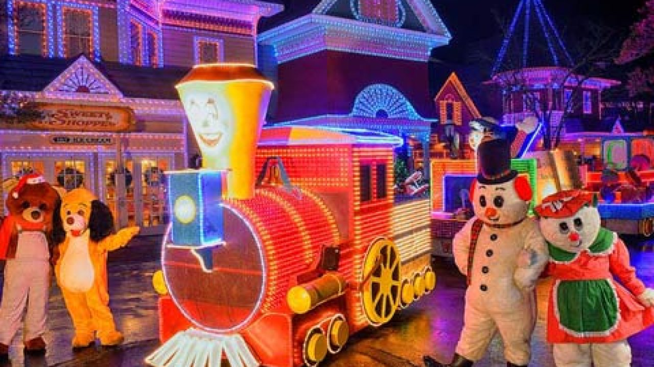 Smoky Mountain Miniature Railroad