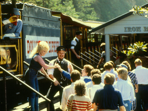 Dollywood's Grand Opening 1986