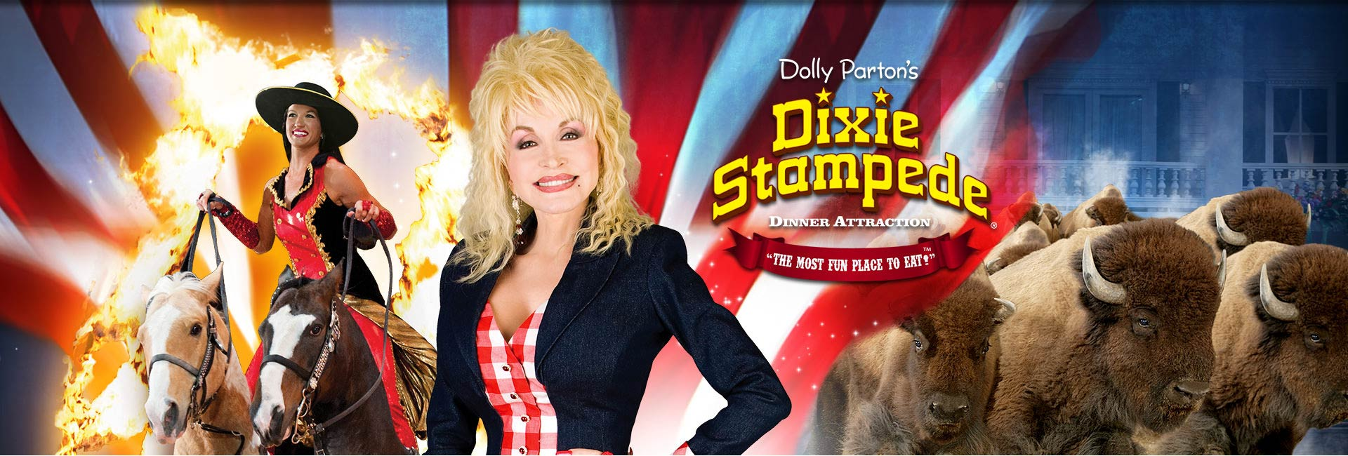 Dolly Parton S Dixie Stampede Dinner Attraction