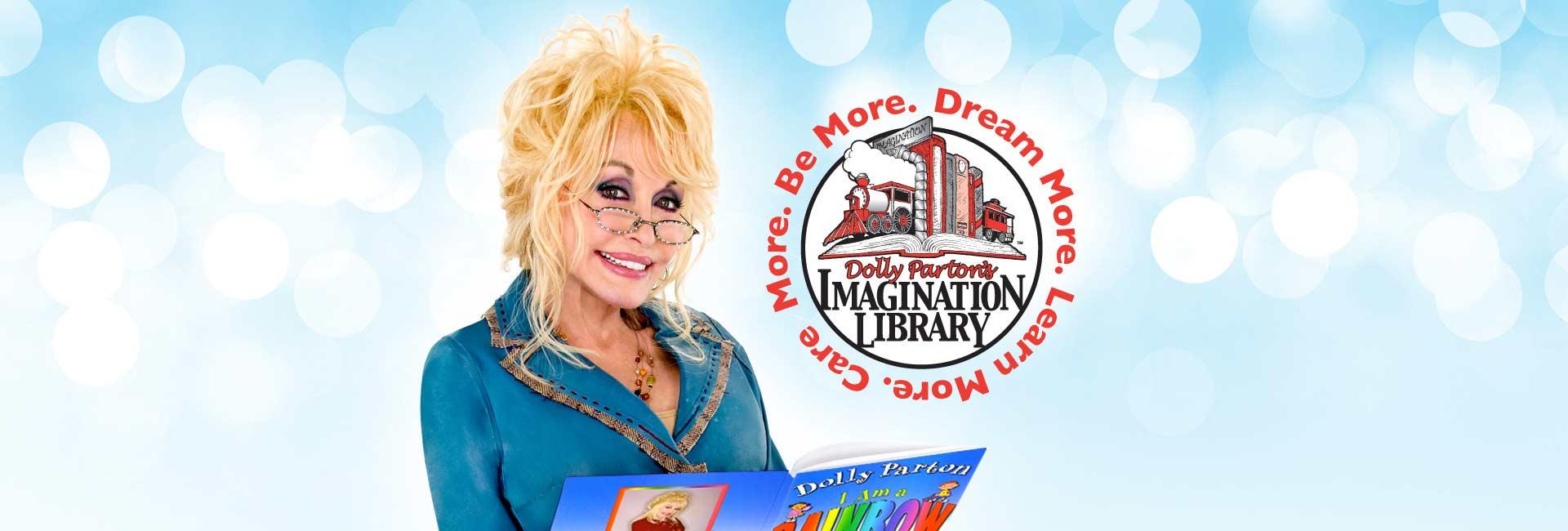 Dolly Parton S Imagination Library History