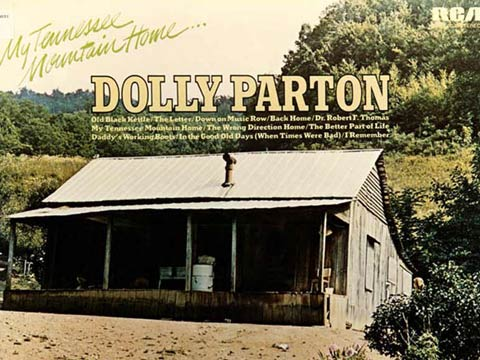 My Tennessee Mountain Home Album Dolly Parton