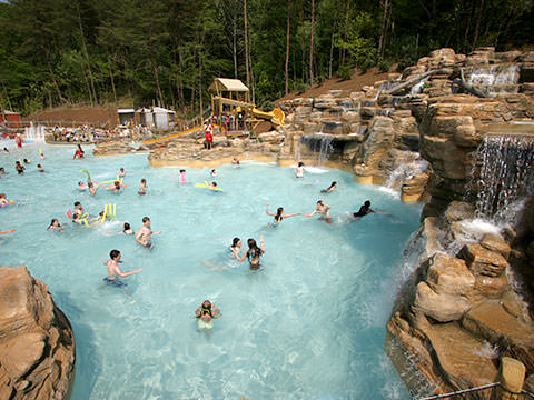 Dollywood S Splash Country Water Park In Pigeon Forge Tn