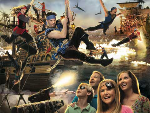 Pirates Voyage Launches 2015 Season