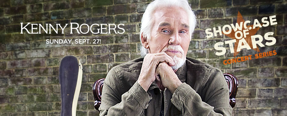 Kenny Rogers at Dollywood