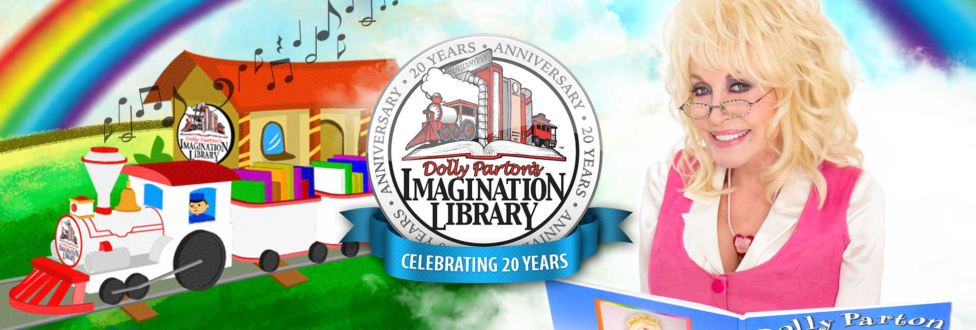 Dolly Parton S Imagination Library