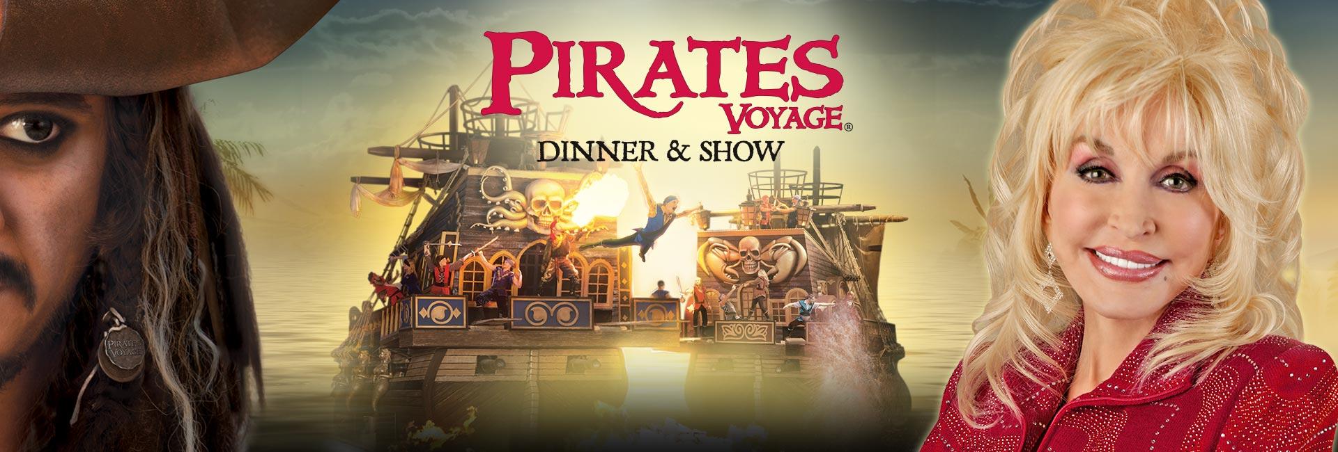 Pirates Voyage Dinner Amp Show