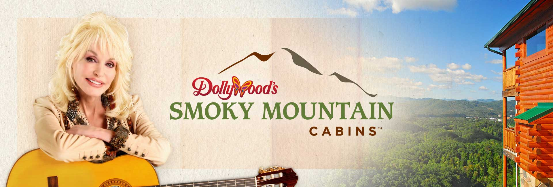 Dollywood's Smoky Mountain Cabins in Pigeon Forge, TN