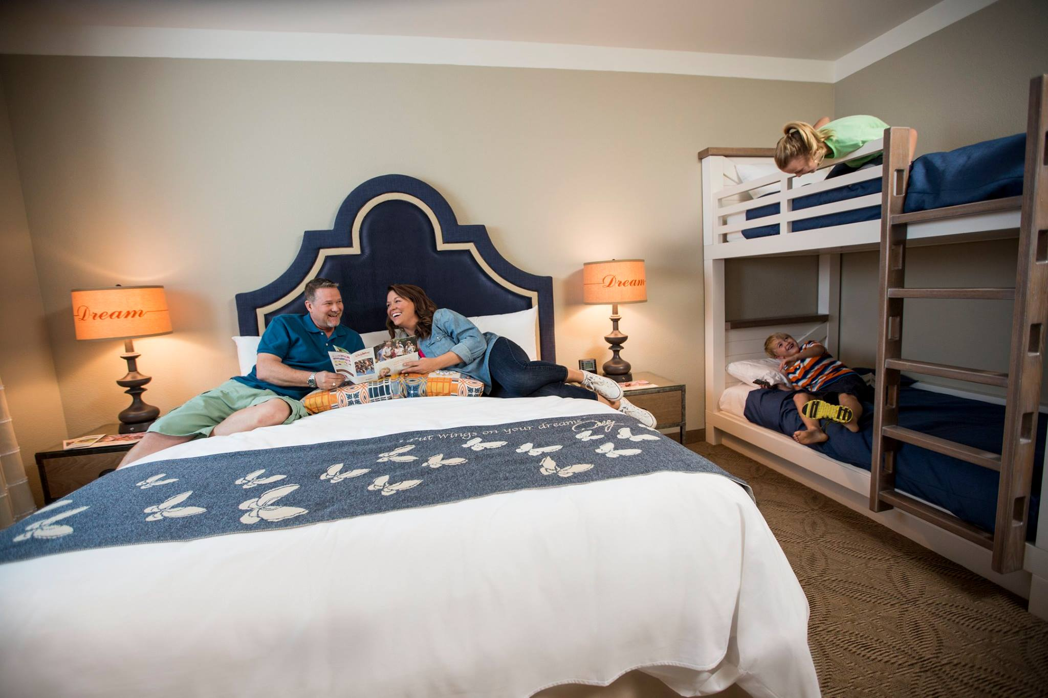 Dolly Room Family Resort