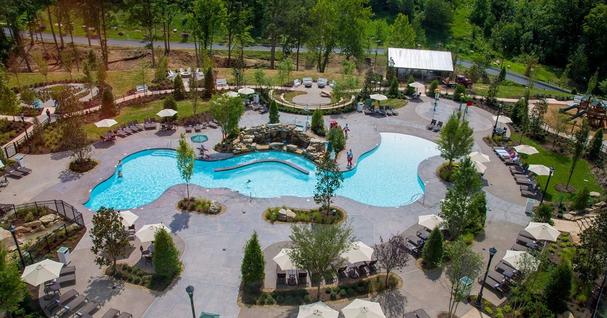 Dollywood S Dreammore Resort Opens