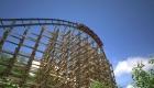 Lightning Rod at Dollywood Theme Park