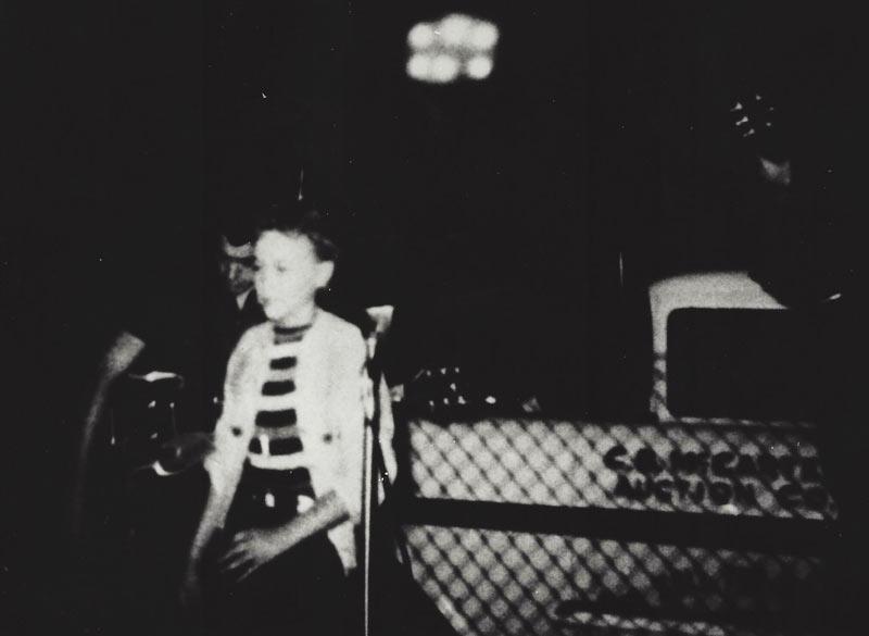 Rare photo of Dolly Parton