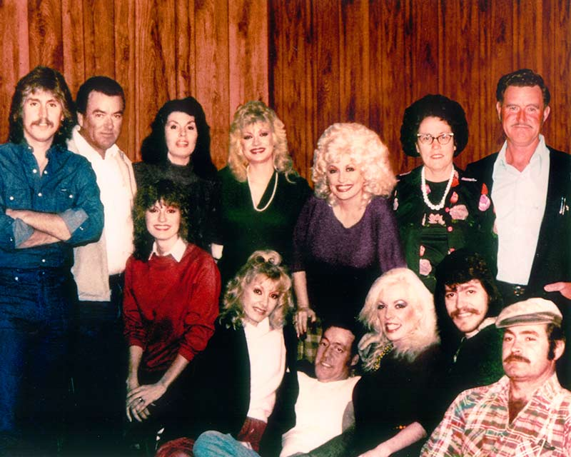 Dolly Parton, mother, father, siblings