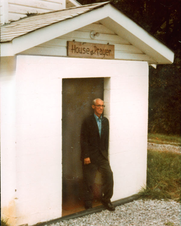 Reverend Jake Owens