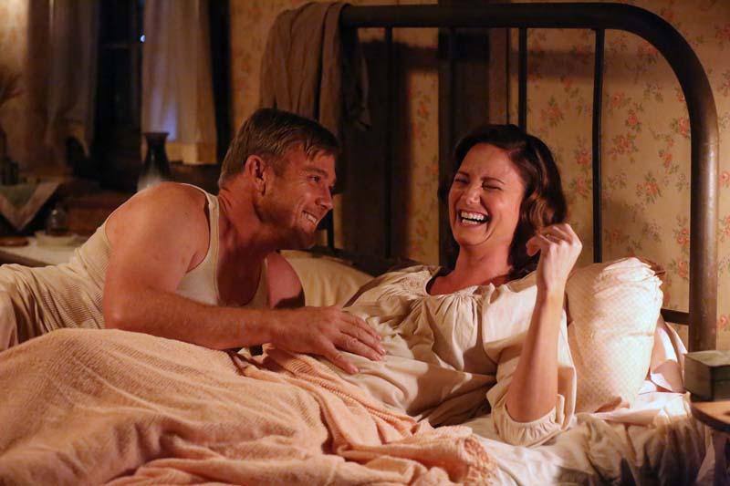 Ricky Schroder, Jennifer Nettles