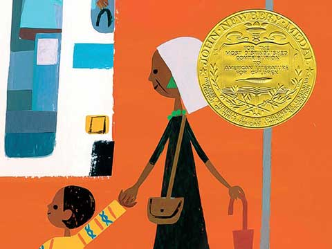 Imagination Library Pick Wins Newbery Medal