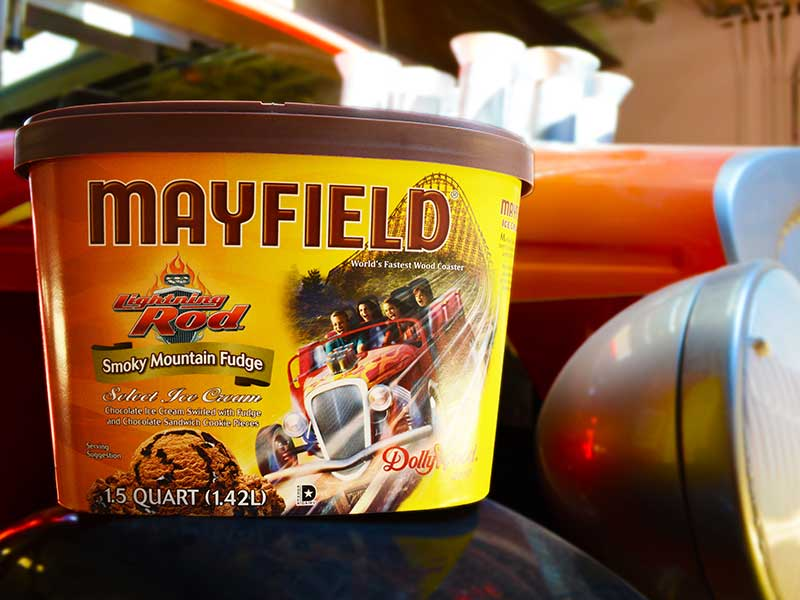 Mayfield Birthday Cake Ice Cream Only 2 Each Publix Savings 101