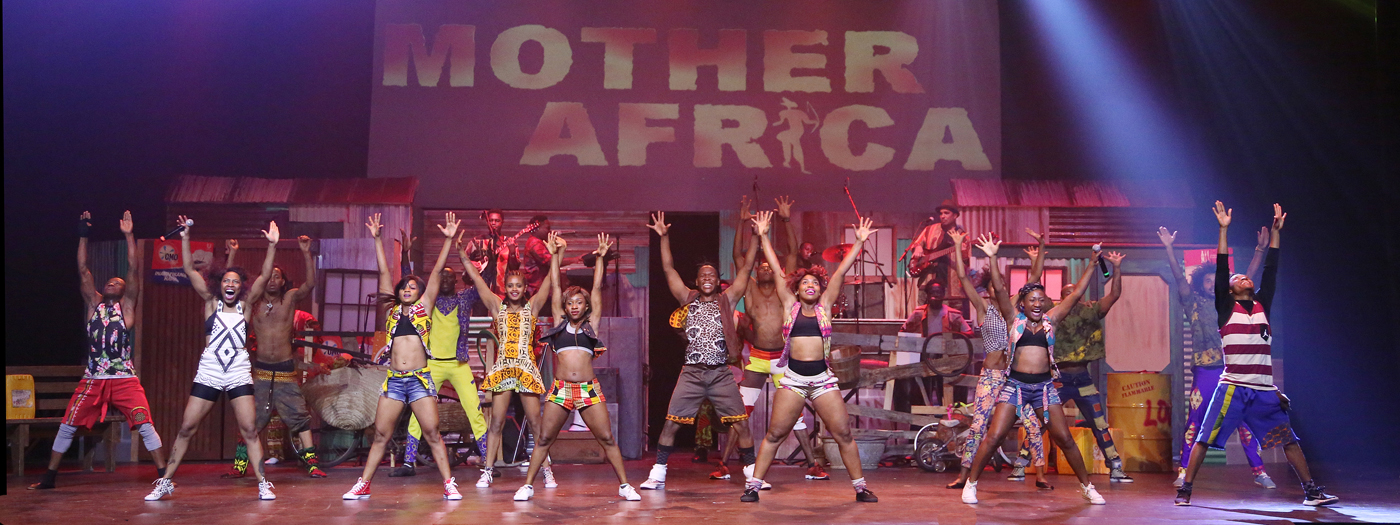 Dollywood's 2016 Festival of Nations - Mother Africa Show