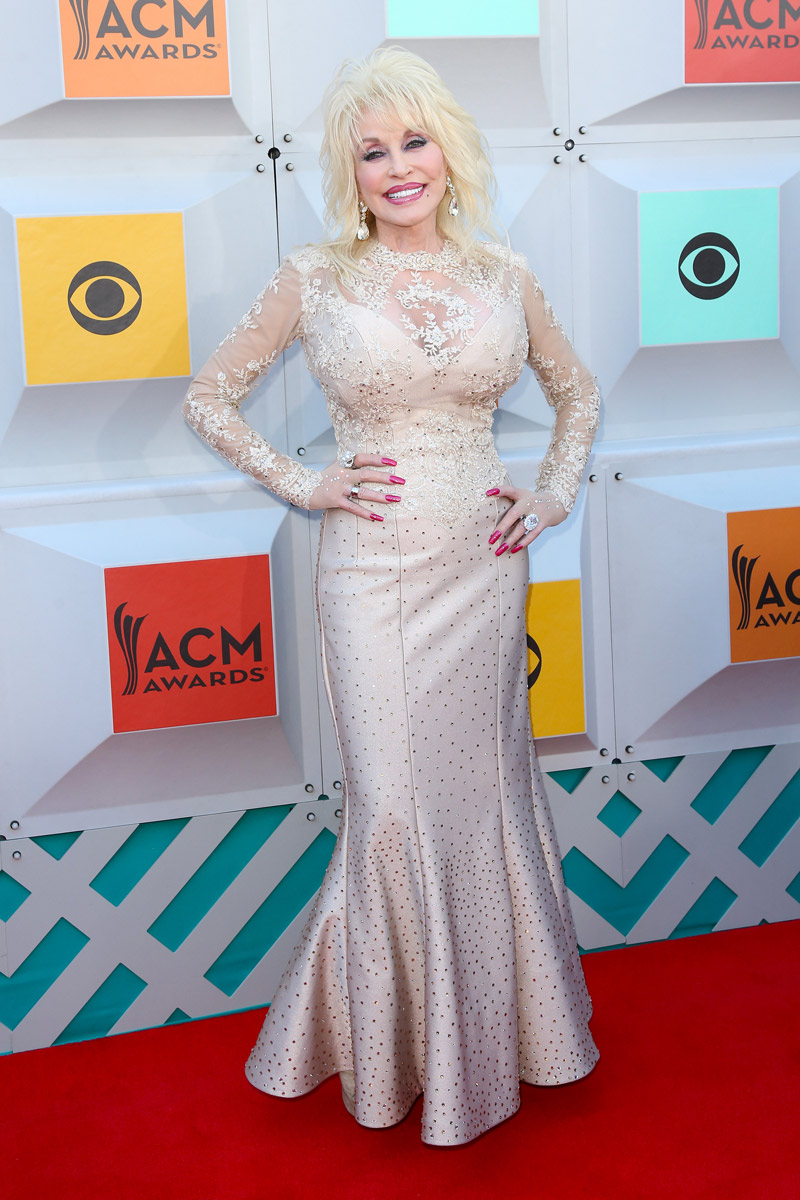 Dolly Parton 51st ACM