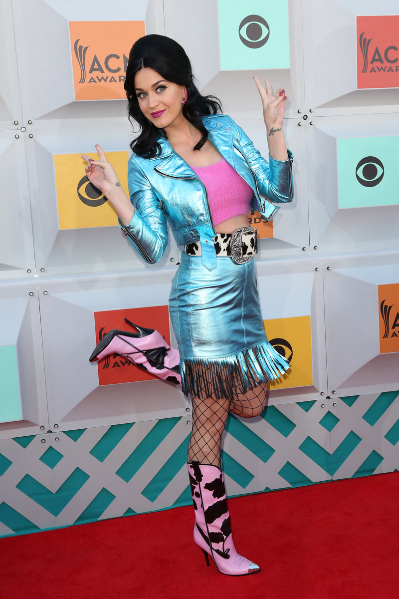 Katy Perry 51st ACM