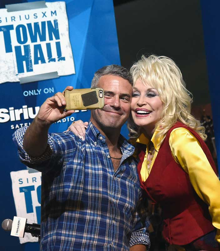 SiriusXM Town Hall With Andy Cohen