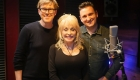 Dolly Parton, Colin Williams, Mark Gordon, Photograph Jacob Dean - DF Productions