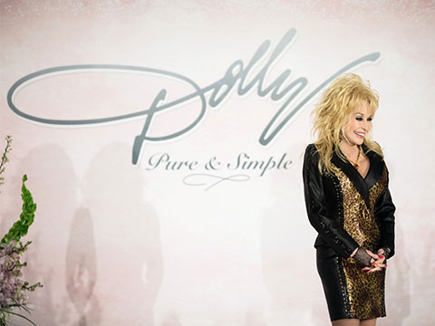 Dolly Parton Talks Love, Movies And More In Toronto
