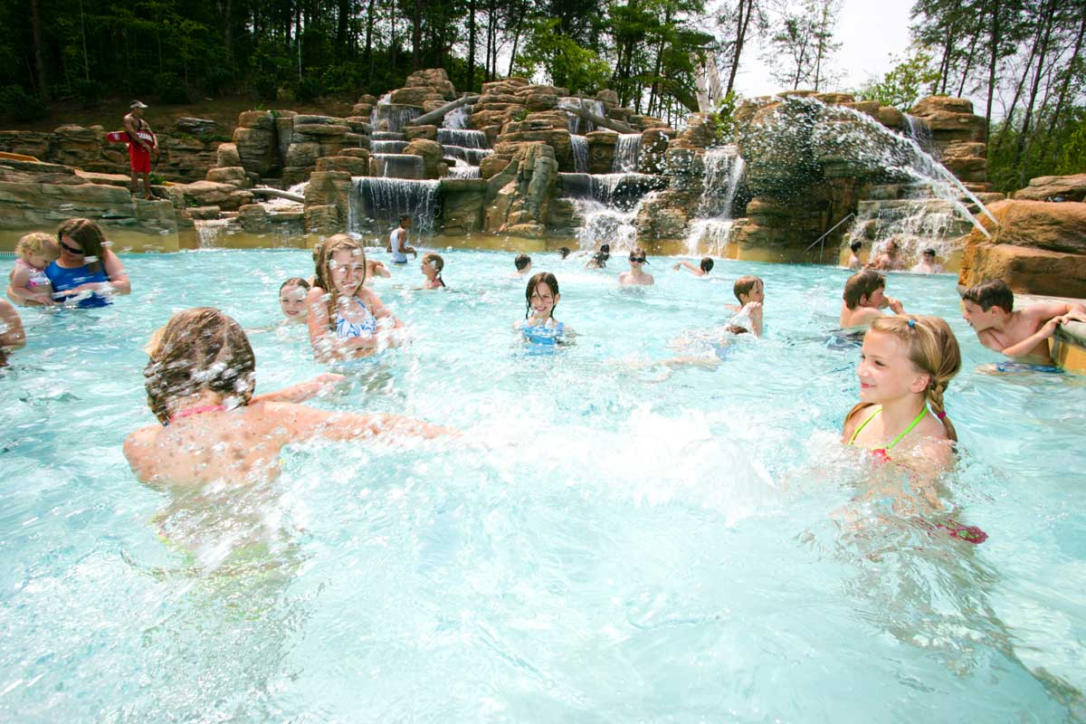 Dollywood's Splash Country
