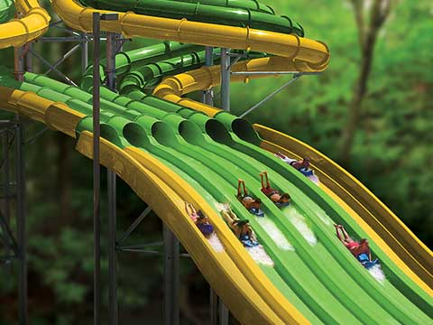 TailSpin Racer Coming To Dollywood's Splash Country