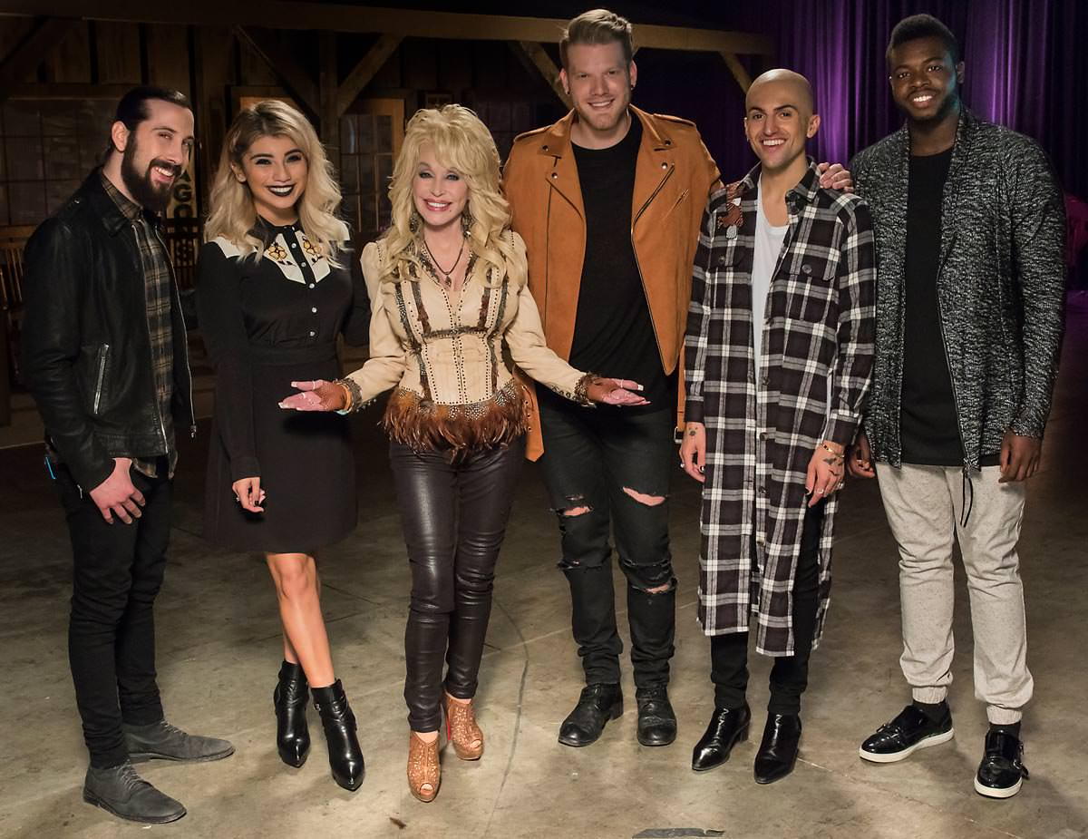 new jolene cover by pentatonix featuring dolly parton