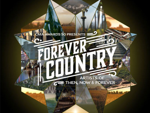 """CMA 50th """"Forever Country"""" Single Featuring Dolly Parton"""