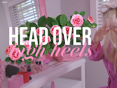 """Head Over High Heels"" Lyric Video"