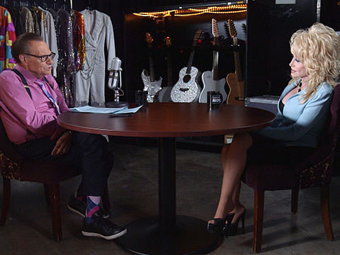 """Dolly On """"Larry King Now"""""""