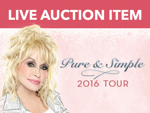 Dolly Parton Autographed Pink Rocking Chair Up For Auction