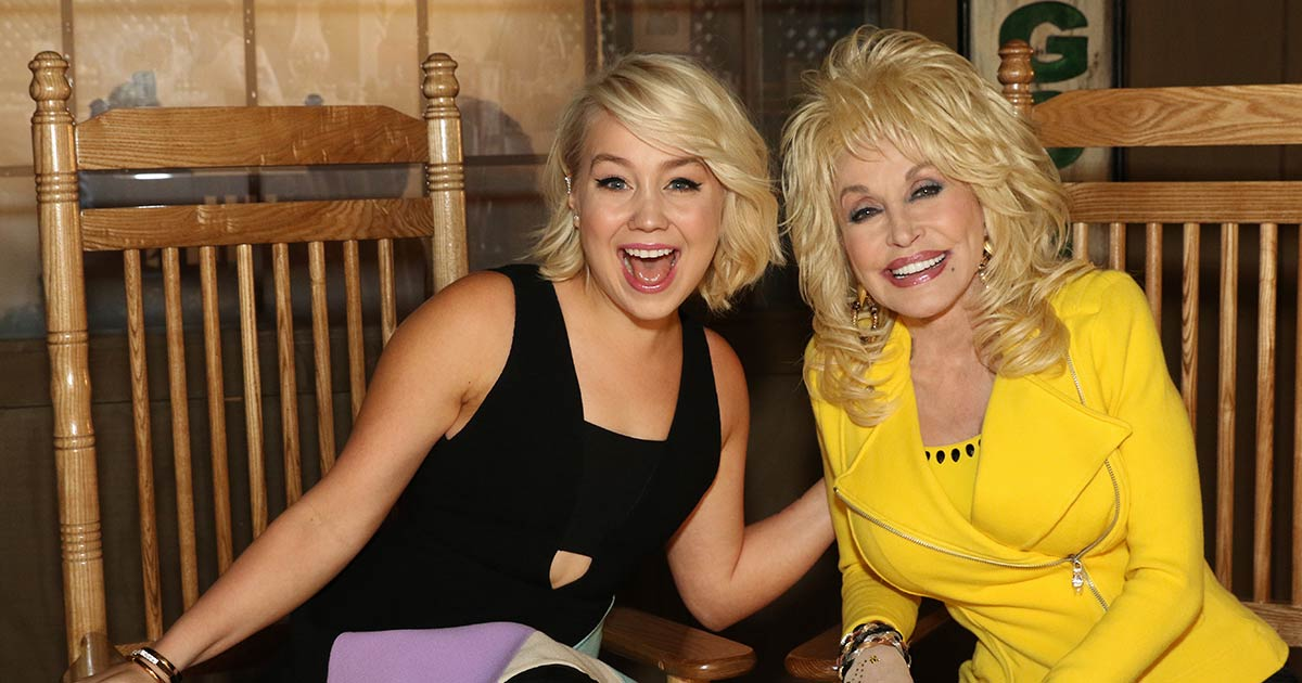 Cracker Barrel S Front Porch Series With Dolly Amp Raelynn