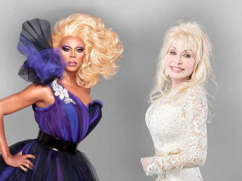 Dazed Magazine Features Dolly Parton with RuPaul