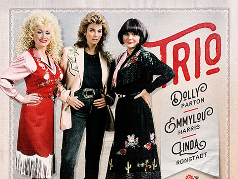 """Dolly, Linda & Emmylou Release """"The Complete Trio Collection"""""""