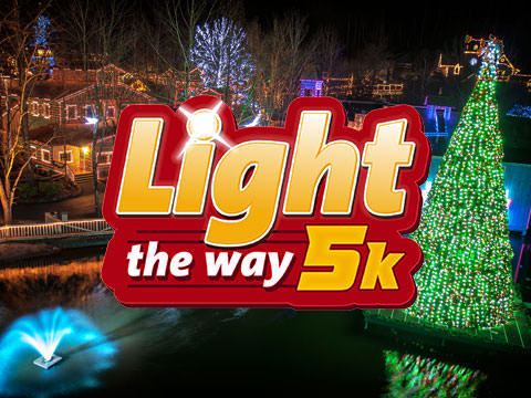 Dollywood Hosts Light The Way 5k Walk/run Nov. 16