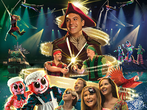 Pirates Voyage Presents A Christmas To Remember