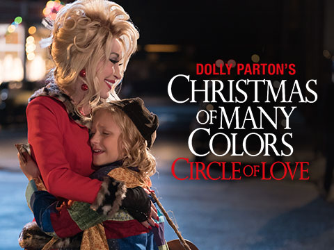 """Dolly Parton's Christmas of Many Colors"" Premiere At Dollywood"