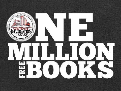 "Imagination Library ""One Million A Month"" Milestone Celebration"