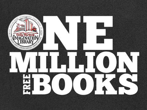 "Imagination Library ""One Million A Month"" Milestone Celebration"