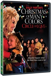 Christmas of Many Colors: Circle of Love On DVD