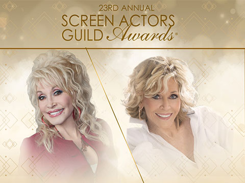Dolly Parton And Jane Fonda To Present Lily Tomlin With SAG Life Achievement Award